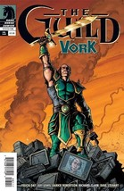 Guild Vork #1 [Comic] Felicia Day; Jeff Lewis and Darick Robertson - $9.85