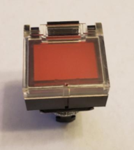 Fuji Push Button Switch AH165-TL Red - $22.00