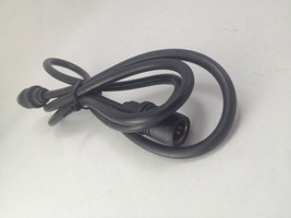 Black Coaxial Connection Lead Coaxial Male to Female TV VCR Satellite - $3.51