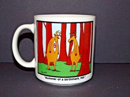 Applause Looney Tunes Bugs Bunny Marvin The Martian Coffee Cup Mug 1988 ... - $34.64