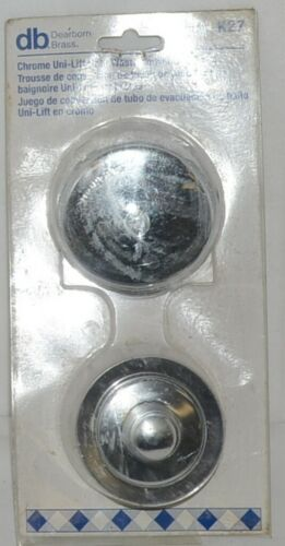 Dearborn Brass Chrome Uni Lift Waste Conversion Kit K27
