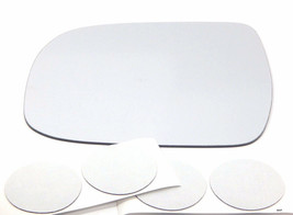 Fits  Highlander Tacoma 4Runner Left Driver Mirror Glass Lens w/ Adhesive - $14.06