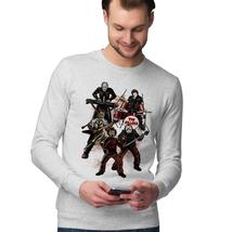 Death Metal Killer Music Horror Sweatshirt New - $28.49+