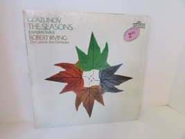 GLAZUNOV THE SEASONS COMPLETE BALLET RECORD ALBUM 60292  NEW L114B - $7.79