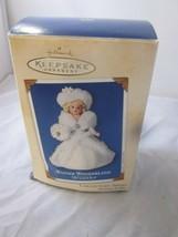 Hallmark Keepsake Ornament 2002 Madame Alexander Winter Wonderland Colle... - $12.99
