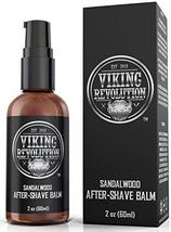 Luxury After-Shave Balm for Men - Premium After-Shave Lotion - Soothes and Moist image 9