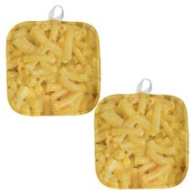 Mac and Cheese All Over Pot Holder (Set of 2) - $18.95