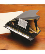 Baby Grand 3-D Piano Greeting Card - $29.95