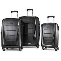 Samsonite Winfield 2 3PC Hardside 20/24/28 Luggage Set, Brushed Anthracite - $339.18