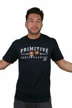 Primitive Cheech & Chong Core Logo Grafico T-Shirt Nwt