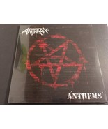 Anthrax ‎– Anthems - Limited Purple & White Haze colored Vinyl LP /500 - $25.60