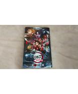 Demon Slayer Kimetsu no Yaiba Comic Zero Movie Infinite Train Limited - $34.65
