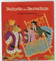 Bedknobs & Broomsticks - A Visit to Naboombu - HC - 1971  Walt Disney Pr... - $6.76