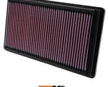 K&N Replacement Air Filter Fits Lincoln Ls 00-06 33-2266