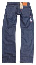 LEVI'S STRAUSS 514 MEN'S ORIGINAL SLIM FIT STRAIGHT LEG JEANS 514-0357 image 4