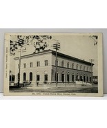 United States Mint Denver 1908 Colorado Springs to Indianapolis Postcard... - $7.95
