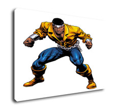 "Cartoon Art Oil Painting Print On Canvas Modern Decor Wall Art""Luke Cage... - $11.32+"