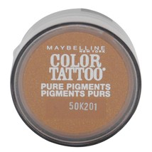 Maybelline New York -  Buff and Tuff -  Eye Studio Color Tattoo Pure Pig... - $5.99