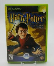 Harry Potter and the Chamber of Secrets (Microsoft Xbox, 2002) Complete in Box - $15.72