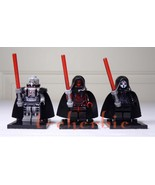 Darth MALGUS Darth REVAN Darth NIHILUS Star Wars Minifigures +Stands Kni... - $24.00