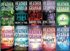 Krewe of Hunters Series Collection Set Books 1-10 Mass Market Paperback ... - $60.99