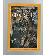 National Geographic - December 1997  Wild Tigers, Sita, Australia, Copan... - $1.47