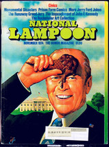 National Lampoon #56, Nov. 1974 - Civics Issue, - $11.00