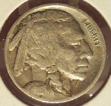 1916-D Buffalo Nickel F12 #01197 - $26.39