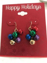 New Fashion Jewelry Christmas Earrings Women Drop Dangle Earrings Ships ... - $11.74