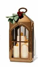 Bath & Body Works Winter Holiday Lantern Wallflowers Plug In Nightlight~NEW - $16.50
