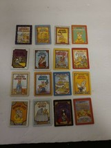 1996 Arthur Goes to the Library Board Game Replacement Parts - 16 Book T... - $7.50