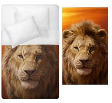 Simba lion king Duvet Cover Single Bed Size  - $70.00