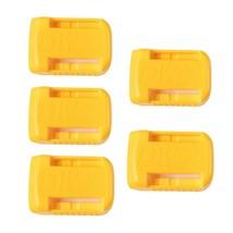 Oein 2/5pcs for Dewalt 18V 20V 60V Battery Holder Wall Storage Mounts Stander Mo - $42.07