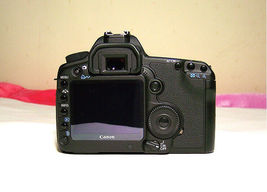 Great EOS Canon 5D MarkⅡ 2 Mark II Shutter Count 34,919 21.1 MP BODY ONLY image 6