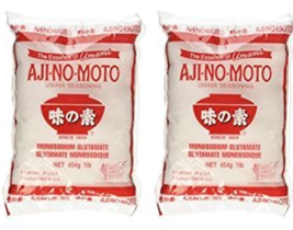 Aji-No-Moto Umami Seasoning Monosodium Glutamate 1 Lb ( Pack of 2 ) - $14.80