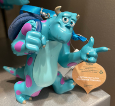Disney Parks Sulley with Backpack Figurine Ornament NEW - $32.90