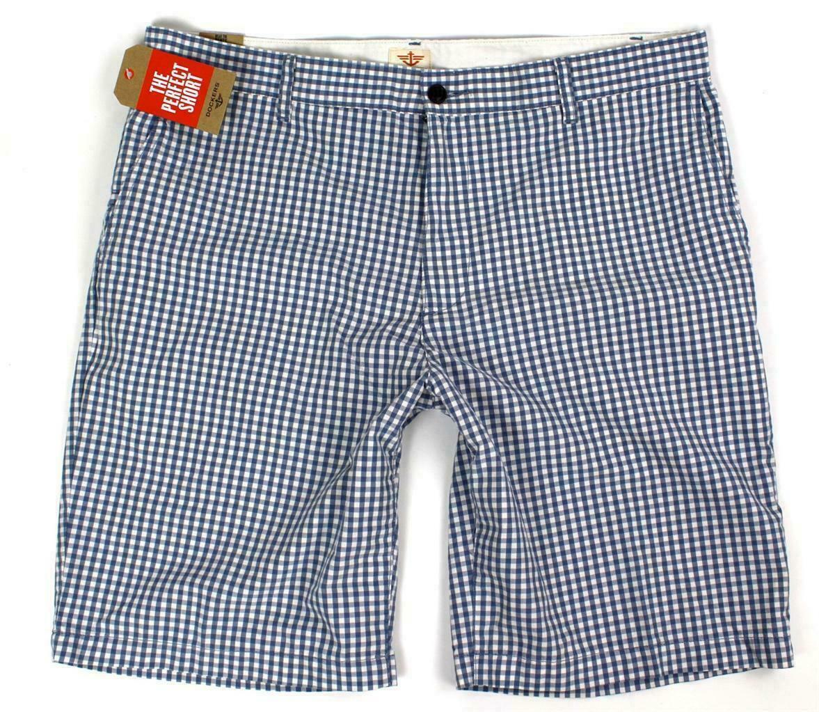 Dockers Men's Classic Premium Cotton Shorts Original Fit 354120035
