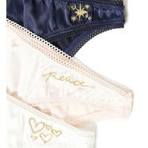 Free People Intimates Peace of My Heart Undies Panties Bundle XS NEW $48 - $18.01