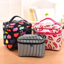 Women Travel Organizer Accessory Toiletry Makeup Cosmetic Storage Bag Pouch - €5,90 EUR+
