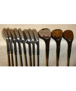 Spalding Air Flite Pro Model Iron Set 3-PW W/Woods 1 3 5 Right Handed - $79.19