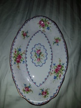 Royal Albert Petit Point Oval Dish #12 - $49.67