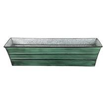 Achla Designs C-08 Small, Green Galvanized Steel Window Flower Box - $29.21