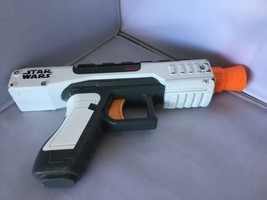 Nerf Star Wars Force Awakens Stormtrooper 2014 Dart Gun Blaster Pistol L02 - $14.84