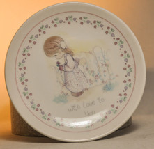 Precious Moments: With Love To you - Plate - $12.66