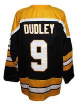 Custom Name # Cincinnati Stingers Retro Hockey Jersey New Black Any Size image 2