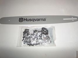 "Husqvarna 445 Chainsaw 18"" 325 050 BAR And Chain - OEM - $79.95"