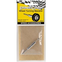 Woodland Scenics P357 Pine Car Derby Speed Accessories, Wheel Turning Ma... - $3.99