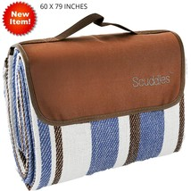 Picnic Outdoor Blanket Dual Layers For Outdoor Water-Resistant Handy Mat - €36,05 EUR