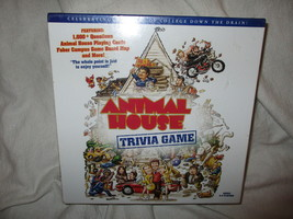 Animal House Trivia Board Game Featuring With 1,000 Questions  With Delt... - $29.99