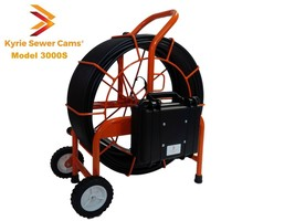 300 foot pipe inspection camera, sewer main inspection, 512 hz Sonde loc... - $2,719.95